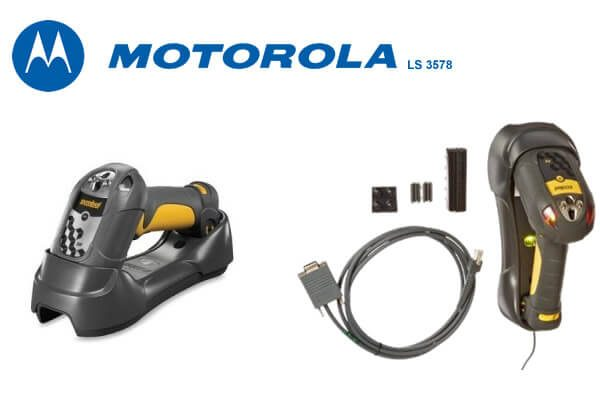 Motorola LS 3578- FZ Barkod Okuyucu