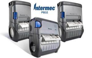 Intermec PB32 Barkod Yazıcı