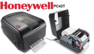 Dünya Barkod Şampiyonu Honeywell PC42T